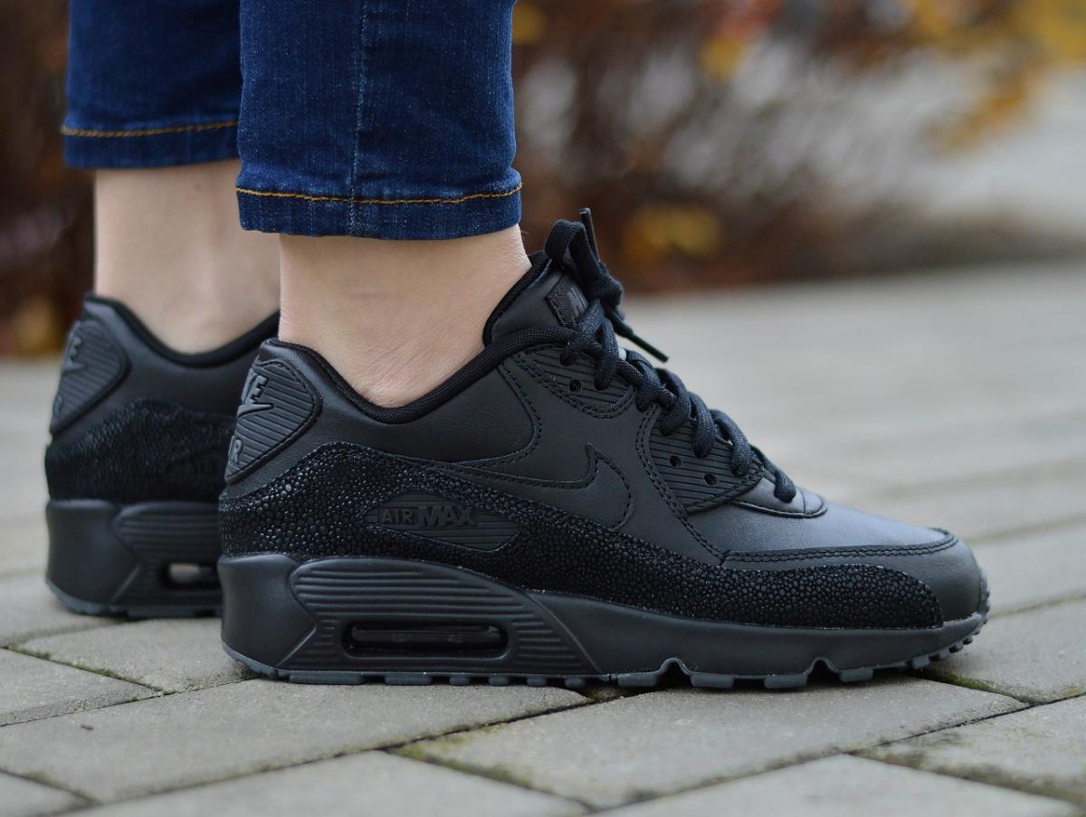 air max 90 ltr black